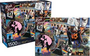 Pink Floyd Collage 1500 PC Jigsaw Puzzle