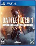 Battlefield 1 - Early Enlister Deluxe Edition for PlayStation 4