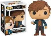 FUNKO POP! Movies: Fantastic Beasts - Newt w/ Egg