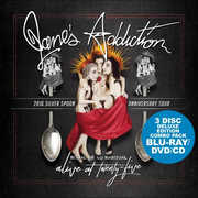 Alive At Twenty-five , Jane's Addiction