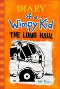 The Long Haul (Diary of a Wimpy Kid) , Jeff Kinney
