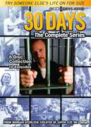 30 Days: The Complete Series , Morgan Spurlock