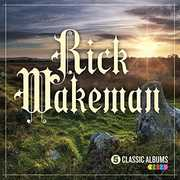 5 Classic Albums [Import] , Rick Wakeman