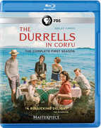 The Durrells in Corfu: The Complete First Season (Masterpiece) , Alexis Georgoulis