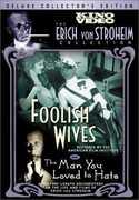 Foolish Wives & Man You Loved , Nigel de Brulier