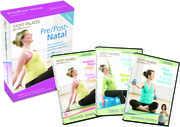 Stott Pilates: Pre/ Post Natal 3 Dvd Set, Eng/ Fr