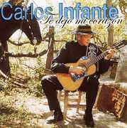 Te Dejo Mi Corazon [Import] , Carlos Infante
