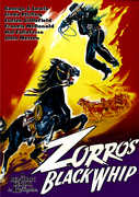 Zorro's Black Whip , George J. Lewis