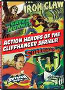 Action Heroes of the Cliffhanger Serials! , Kane Richmond