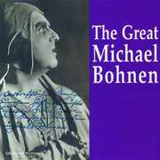 Great Michael Bohnen , Michael Bohnen