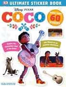 Ultimate Sticker Book (Disney/ Pixar Coco)