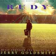 Rudy (CCVinyl.com Exclusive) (Shamrock Green) , Jerry Goldsmith