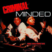 Criminal Minded , Boogie Down Productions