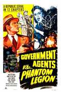 Government Agents vs. Phantom Legion , John M. Pickard