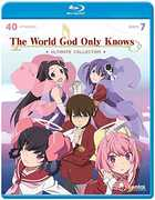 World God Only Knows: Ultimate Collection , Keima Katsuragi – Chris Patton