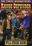 Range Defenders & Wild Horse Rodeo , Robert Livingston