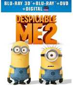 Despicable Me 2 (With 3 Mini-Movies) , Steve Carell