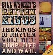 Kings of Rhythm Vol 1: Jump Jive & Wail [Import]