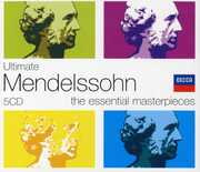 Ultimate Mendelssohn /  Various , Various Artists