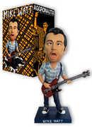 Mike Watt - Throbblehead Figure - Limited Edition