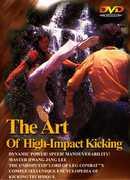 Art of High Impact Kicking , Hwang Jang Lee