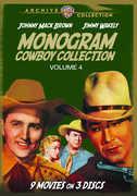 Monogram Cowboy Collection: Volume 4 , Johnny Mack Brown