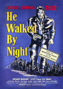 He Walked By Night , James B. Cardwell