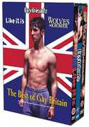 The Best Of Gay Britain [3 Discs] [TV Show] [Box Set] , Andrew Ableson