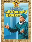 Disorderly Orderly (1964) , Jerry Lewis