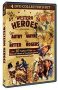 Western Heroes (4 DVD Collector's Set) , Roy Rogers