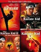 Karate Kid 1-3 /  Karate Kid (2010) /  Karate Kid