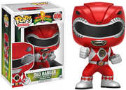 FUNKO POP! TELEVISION: Power Rangers - Red Ranger Actn