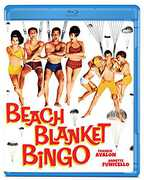Beach Blanket Bingo , Frankie Avalon