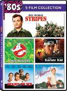 Ghostbusters (1984)/ Stripes/ The Karate Kid (1984)/ Stand By Me/ TheNatural