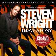 I Have A Pony [CD and DVD] , Steven Wright