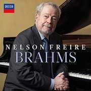 Nelson Freire: Brahms , Nelson Freire