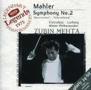 Symphony 2 in C minor: Resurrection , Vienna Philharmonic Orchestra