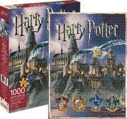 Harry Potter Hogwarts 1000 PC Jigsaw Puzzle