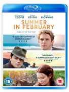 Summer in February-Blu Ray , Dominic Cooper