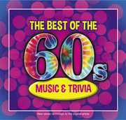 The Best Of The 60s Music and Trivia , Various Artists