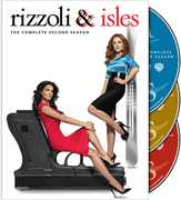 Rizzoli and Isles: The Complete Second Season , Angie Harmon