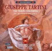 Violin Concertos 14 , L'Arte dell'Arco