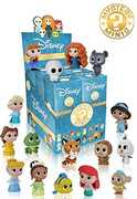 Funko Mystery Minis: Disney Princess Blind Box (One Figure Per Purchase)