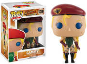 FUNKO POP! Games: Street Fighter - Cammy