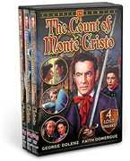 Count of Monte Cristo Collection , George Dolenz