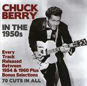 In the 1950s , Chuck Berry