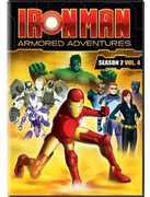 Iron Man: Armored Adventures Season 2, Vol. 4 , Adrian Petriw