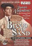 Blood and Sand , Rodolph Valentino