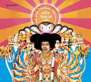 Axis: Bold As Love , Jimi Hendrix