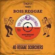 Trojan Records Presents: Boss Reggae 40 Reggae /  V